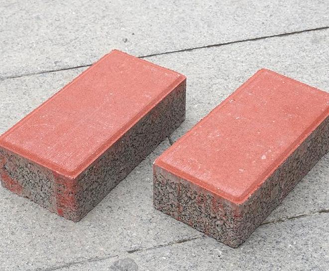 张家口面包砖生产制作时改变颜色的5个方法