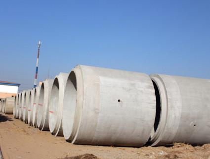 张家口水泥管在使用中经常出现的三个问题