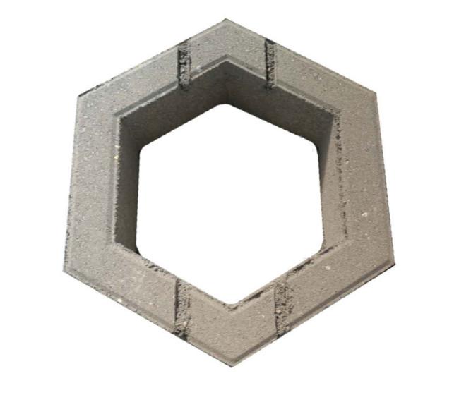 六角护坡砖的施工工序分享