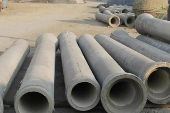水泥管平面磨损后的解决方法是什么?