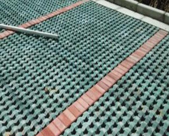 张家口草坪砖用得好可以节水!