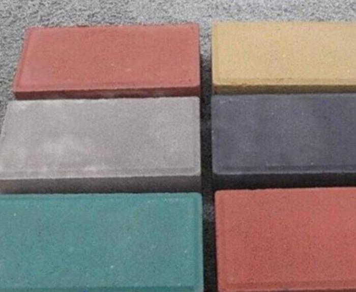 张家口生态人行道面包砖