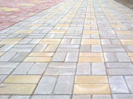 想要提升路面砖的防污效果的三个方法