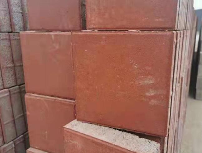 揭秘便道砖面包砖施工方法