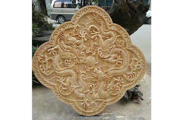 鑫天桦木雕制品