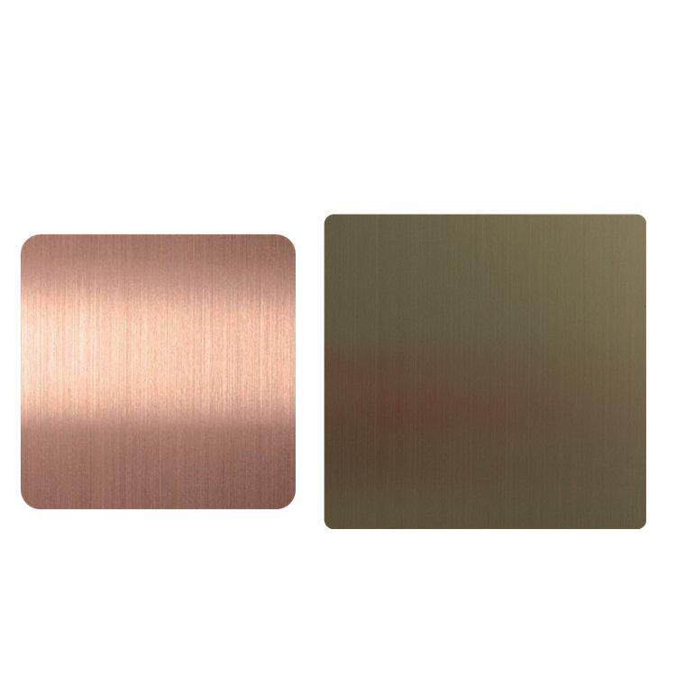 為什么北京不銹鋼彩色都需要做無指紋處理?是廠家想多賺點還是真的有用?