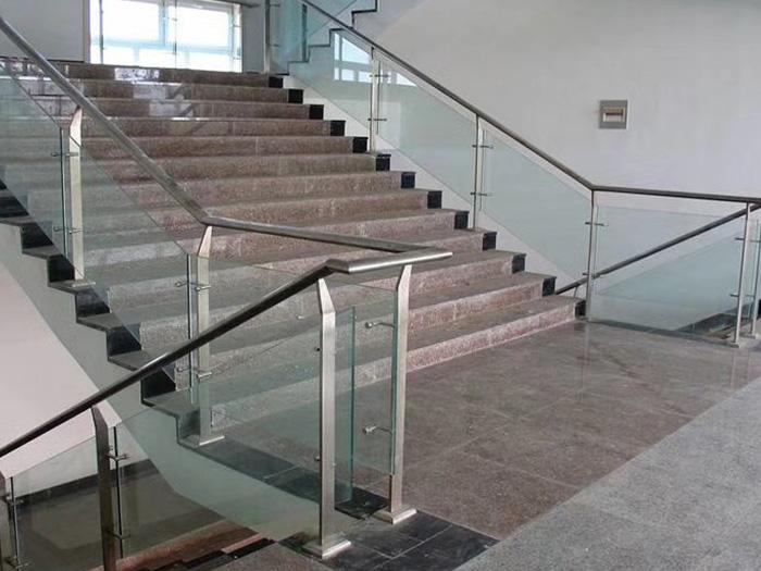 银川不锈钢户外楼梯