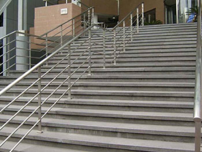 不锈钢户外楼梯扶手