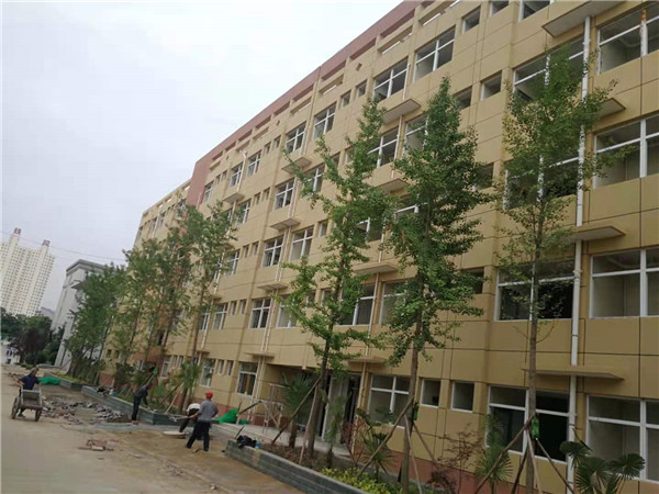 渭南三贤中学教师宿舍楼