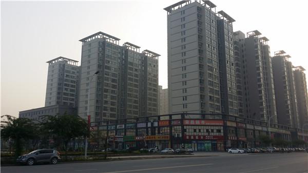 渭南天泽小区