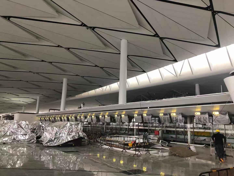 天府国际机场导向标识