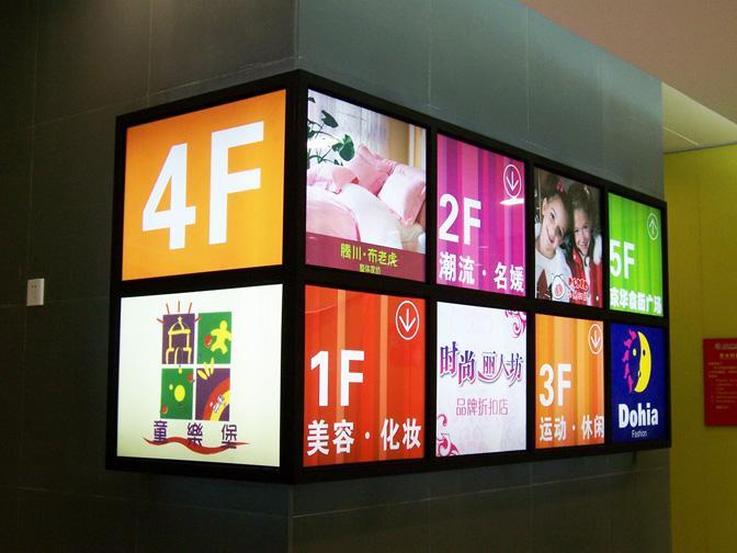 成都广告灯箱设计需要考虑哪些因素?