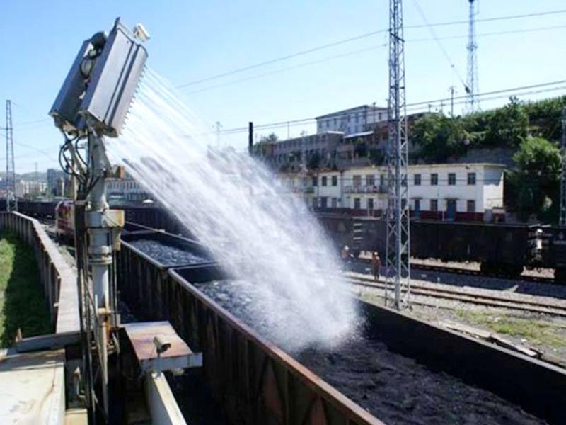 铁路煤炭运输专用抑尘剂ZKJD-TL11