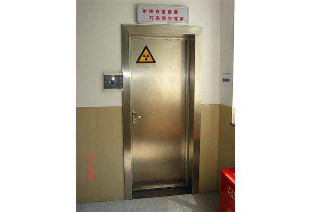 四川自动铅防护门安装