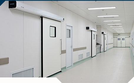 在医院安装自动门施工都有哪些方法