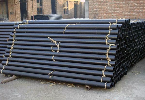 陕西铸铁排水管施工