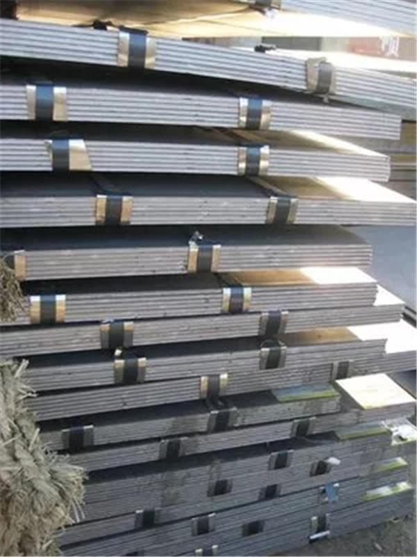 榆林钢板批发