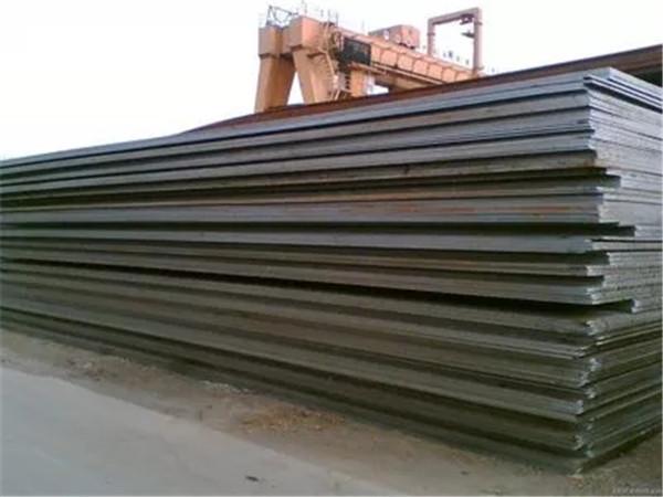 榆林钢板价格
