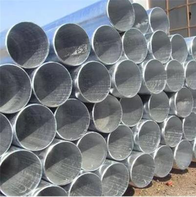 镀锌管和镀锌无缝钢管的区别