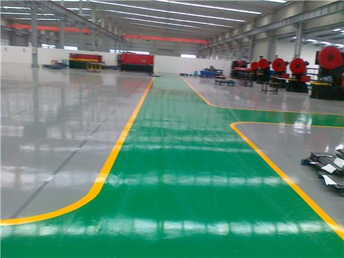 陕西环氧树脂地坪工厂家
