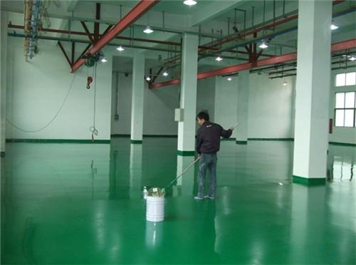 陕西环氧树脂地坪工程