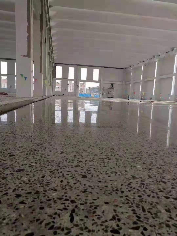 西咸固化剂地坪施工
