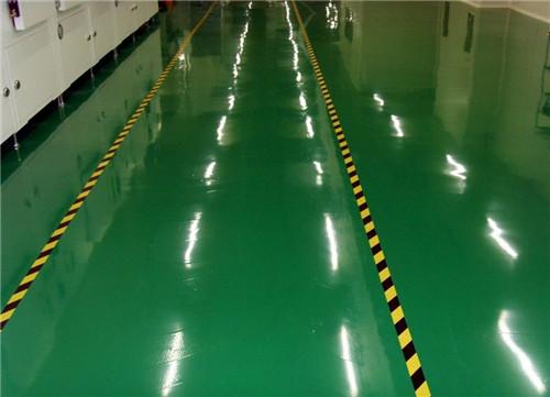 环氧树脂地坪设计理念、施工理念