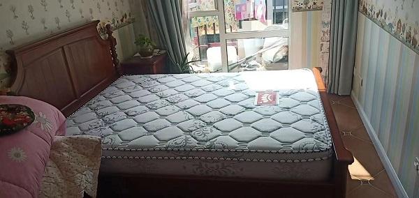 阿拉善床垫厂  棕榈床垫