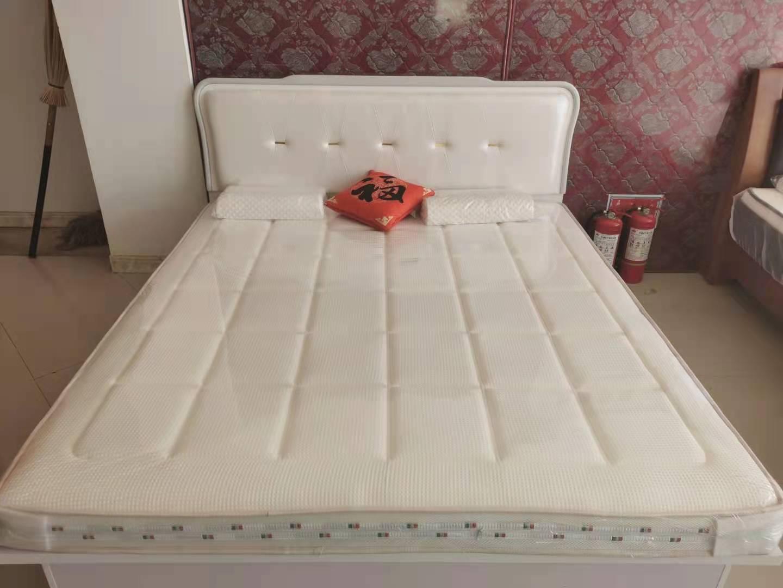 竹纤维乳胶床垫