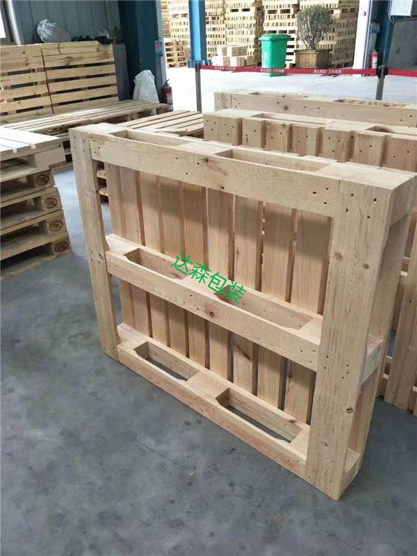 陕西实木托盘生产
