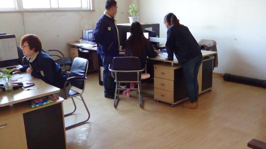四川纸管销售员工办公环境