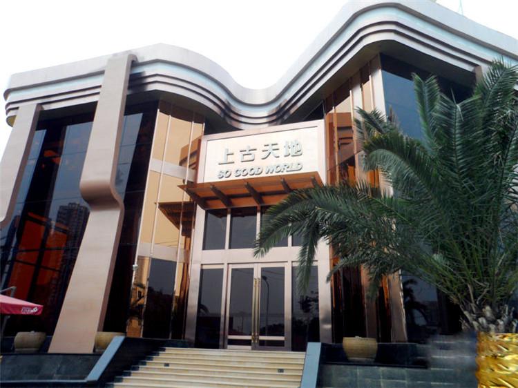四川铝单板生产合作客户