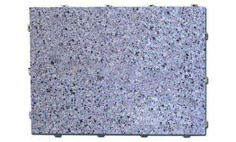 眉山仿石纹铝单板