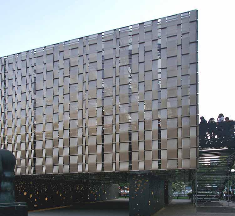 四川铝单板装饰外墙有什么好处?