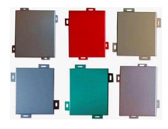 四川铝单板表面用氟碳漆喷涂处理的好处