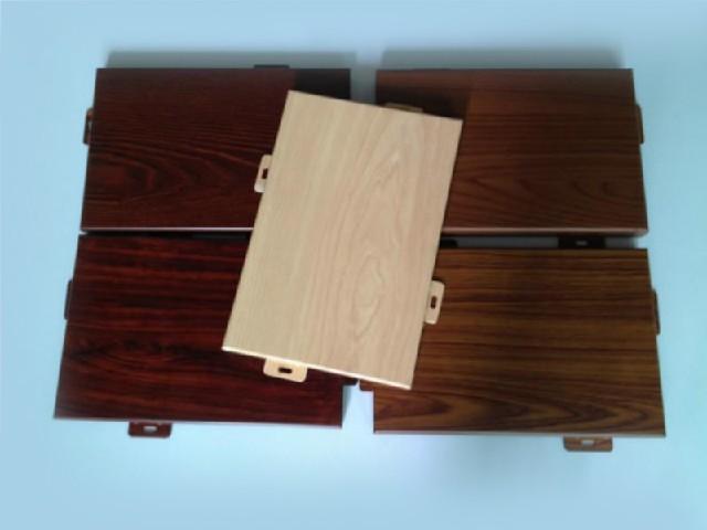 四川仿木铝单板