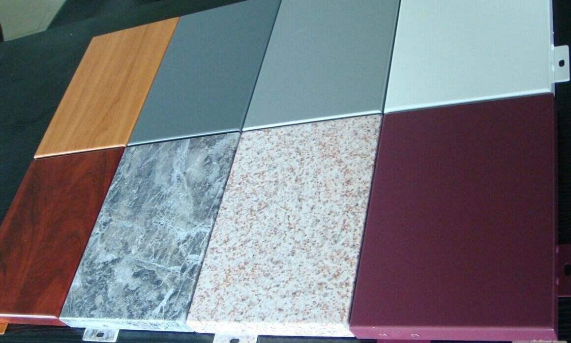 四川铝单板无缝安装和留缝安装