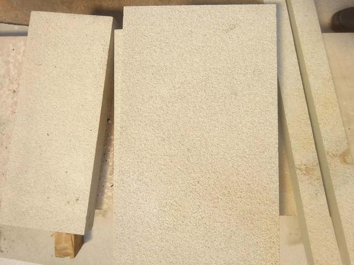 怎样去界定四川黄砂岩的三种料及其细分呢?