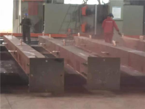 箱型柱钢结构