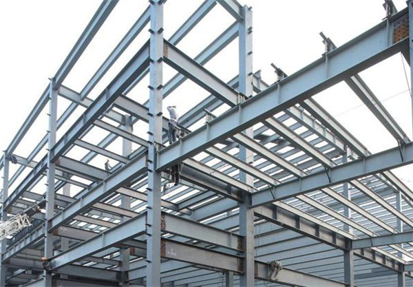 安康钢结构厂家