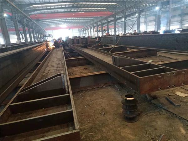 宝钢炼铁车间炉柱