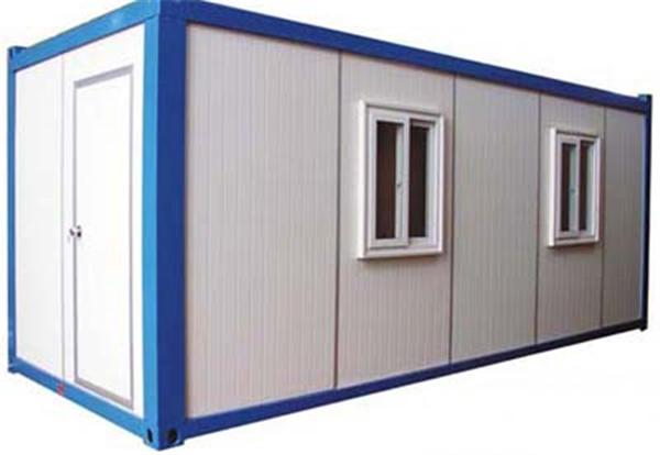 安康集装箱活动房价格