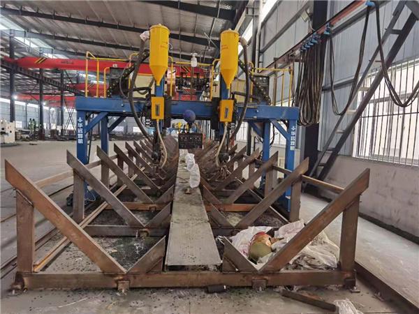 龙门式埋伏焊设备展示