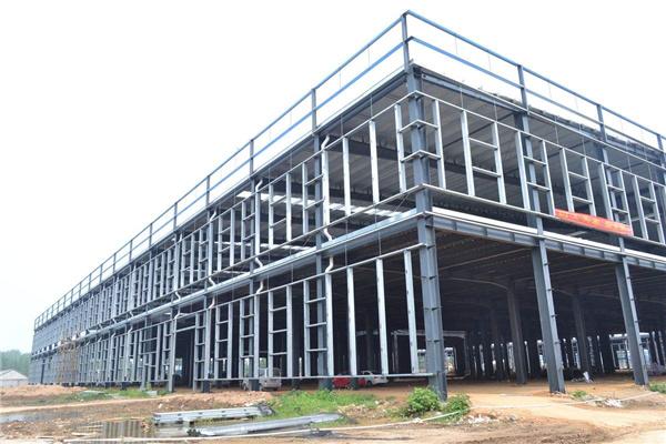 安康轻钢结构生产