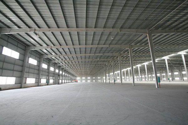 甘肃厂房钢结构生产