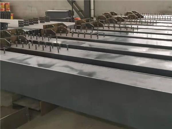 安康箱型柱钢结构