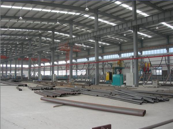 安康厂房钢结构生产