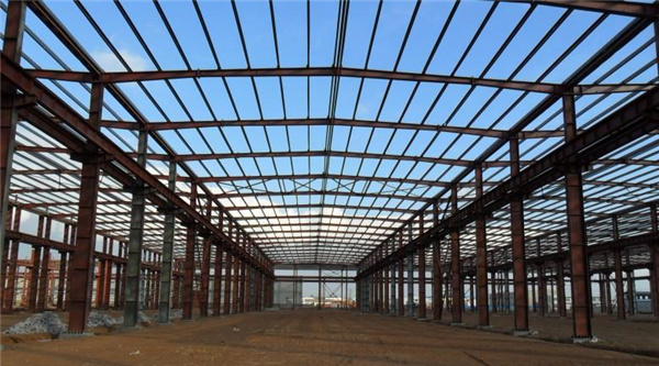 安康钢结构加工