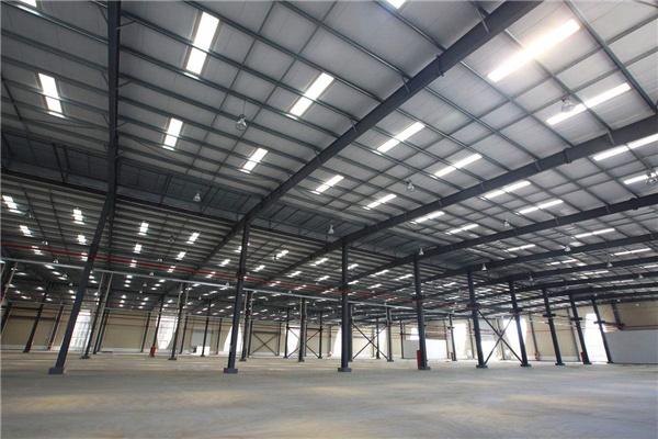 安康钢结构厂房工程