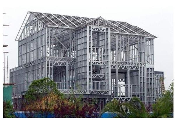 安康轻钢结构工程